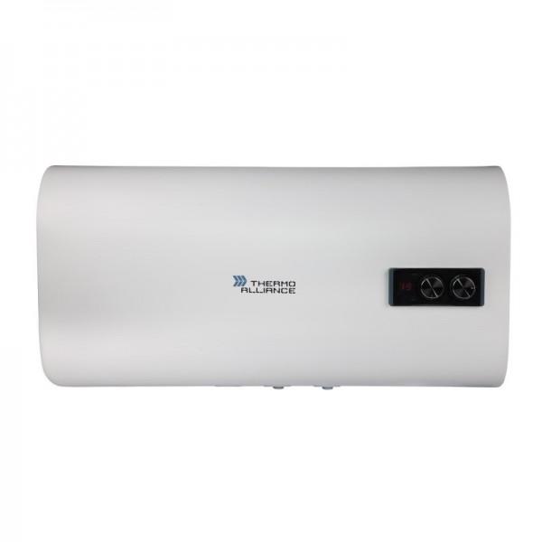 Электрический водонагреватель плоский Thermo Alliance гориз. 80 л